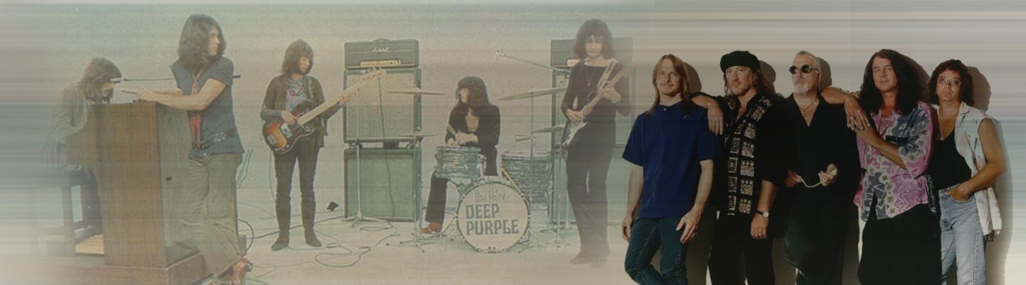 Футболки Deep Purple