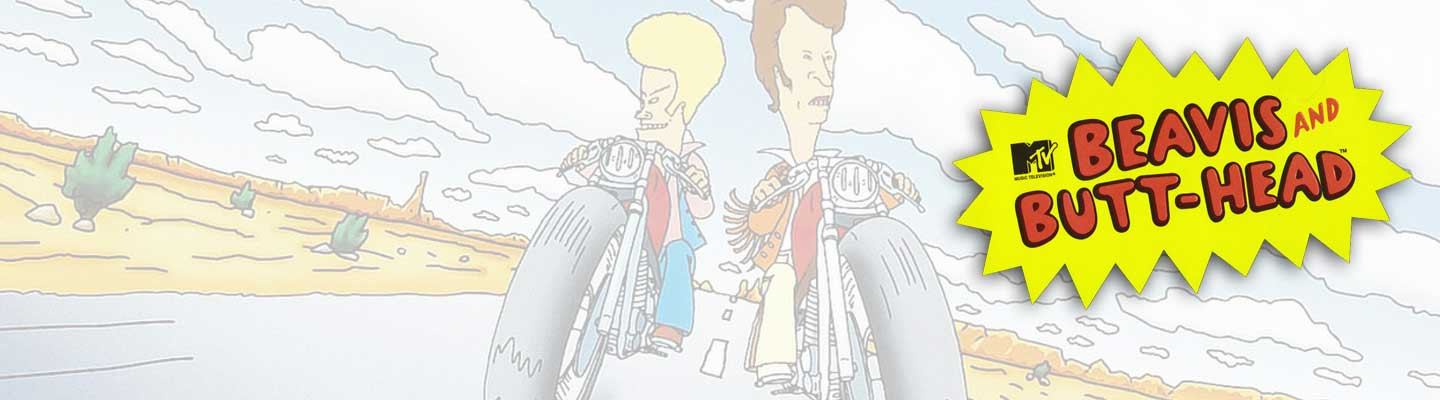 Футболки Beavis and Butt-head