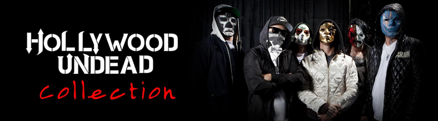 Футболки Hollywood Undead