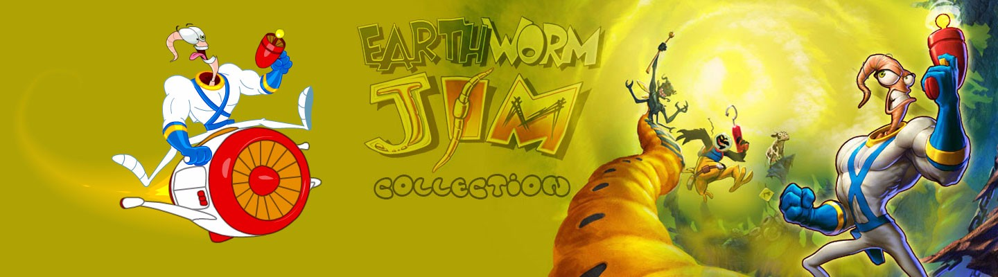 Earth Worm Jim